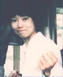 foto Aya Ikeuchi yang tetap semangat untuk melanjutkan hidupnya